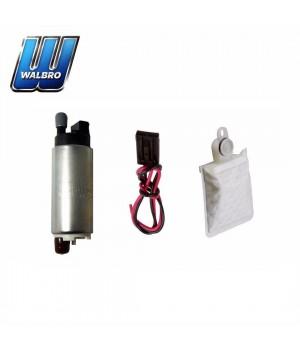 Топливный насос Walbro 255 л/ч, погружной с установочным комплектом