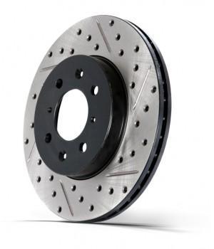 Тормозные диски Mikoda 0423S, BMW 286x22мм